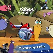 TURBO FAST. TURBO APESTA -DREAMWORKS-9788408149798