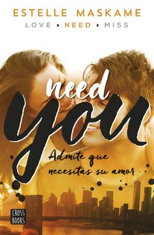 YOU 2:  NEED YOU -MASKAME, ESTELLE-9788408149989