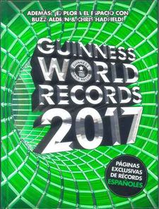 GUINNESS WORLD RECORDS 2017-GUINNESS WORLD RECORDS-9788408159254