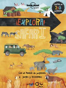 ¡EXPLORA! SAFARI-WEBB, CHRISTINA-9788408159865