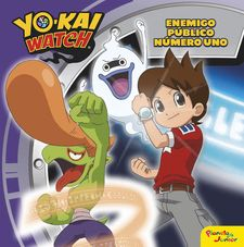 YO-KAI WATCH. ENEMIGO PÚBLICO NÚMERO UNO-YO-KAI WATCH-9788408163220