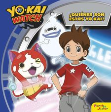 YO-KAI WATCH. ¿QUIÉNES SON ESTOS YO-KAI?-YO-KAI WATCH-9788408163237