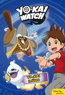 YO-KAI WATCH. YO-KAI ILÚHO-YO-KAI WATCH-9788408169123