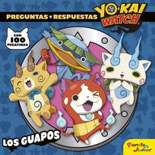 YO-KAI WATCH. LOS GUAPOS-YO-KAI WATCH-9788408172147
