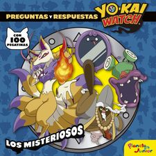 YO-KAI WATCH. LOS MISTERIOSOS -YO-KAI WATCH-9788408172154