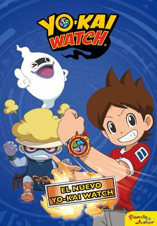 YO-KAI WATCH. EL NUEVO YO-KAI WATCH -YO-KAI WATCH-9788408172161