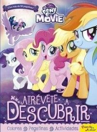 MY LITTLE PONY. THE MOVIE. CAJA METÁLICA -MY LITTLE PONY-9788408174721