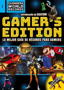 GUINNESS WORLD RECORDS 2018. GAMER S EDITION-GUINNESS WORLD RECORDS-9788408175803