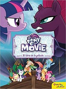 MY LITTLE PONY. THE MOVIE. EL LIBRO DE LA PELÍCULA-MY LITTLE PONY-9788408175902
