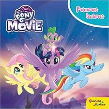 MY LITTLE PONY. THE MOVIE. PRIMEROS LECTORES-MY LITTLE PONY-9788408175919
