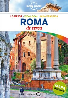 ROMA DE CERCA 5-GARWOOD, DUNCAN / WILLIAMS, NICOLA-9788408179856