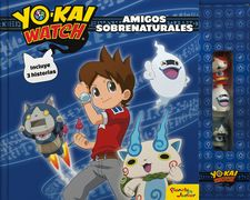 YO-KAI WATCH. AMIGOS SOBRENATURALES-YO-KAI WATCH-9788408181910