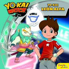 YO-KAI WATCH. YO-KAI LEÓN ALFA-YO-KAI WATCH-9788408182122