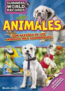 GUINNESS WORLD RECORDS. ANIMALES-GUINNESS WORLD RECORDS-9788408186878