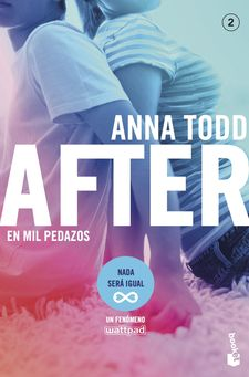 AFTER. EN MIL PEDAZOS (SERIE AFTER 2)-TODD, ANNA-9788408187073