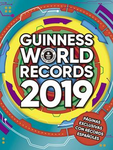GUINNESS WORLD RECORDS 2019-GUINNESS WORLD RECORDS-9788408193098