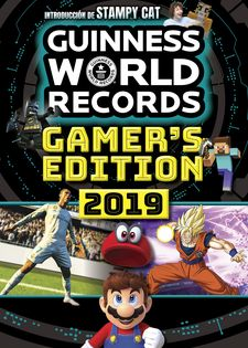 GUINNESS WORLD RECORDS 2019. GAMER'S EDITION-GUINNESS WORLD RECORDS-9788408194286
