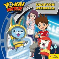 YO-KAI WATCH. USAPYON ATERRIZA-YO-KAI WATCH-9788408206422