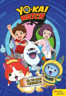 YO-KAI WATCH.  EL YO-KAI WATCH U-YO-KAI WATCH-9788408206439