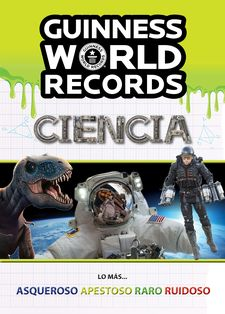 GUINNESS WORLD RECORDS. CIENCIA-GUINNESS WORLD RECORDS-9788408207023