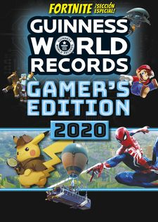 GUINNESS WORLD RECORDS 2020. GAMER S EDITION-GUINNESS WORLD RECORDS-9788408212911