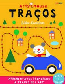 TRAÇOS ARTY.MOUSE-AA.VV-9788413343297