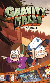 GRAVITY FALLS Nº 04/05-DISNEY-9788413412771