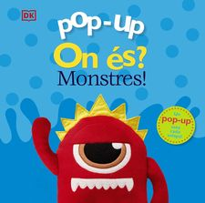 POP-UP ON ÉS? MONSTRES!-LLOYD, CLARE-9788413490083