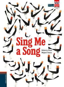 SING ME A SONG -REBECCA PLACE-9788414001462