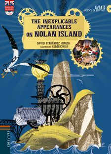 THE INEXPLICABLE APPEARANCES ON NOLAN ISLAND-FERNÁNDEZ SIFRES, DAVID-9788414020579