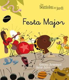 FESTA MAJOR-ARMENGOL, GEMMA-9788415095729
