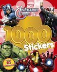 LOS VENGADORES. 1.000 STICKERS-MARVEL-9788415343837