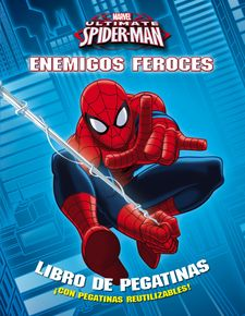 SPIDER-MAN. ENEMIGOS FEROCES -MARVEL-9788415343844