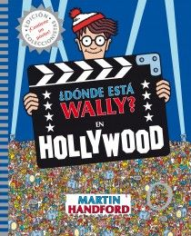 ¿DÓNDE ESTÁ WALLY? EN HOLLYWOOD -HANDFORD, MARTIN-9788415579731
