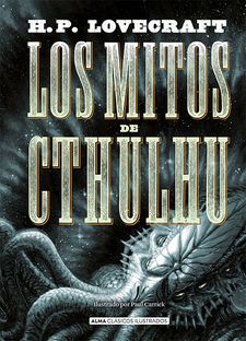LOS MITOS DE CTHULHU-LOVECRAFT, H. P.-9788415618867
