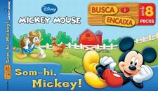 SOM-HI, MICKEY-DISNEY-9788415697671