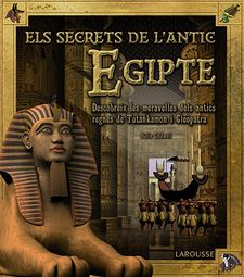 ELS SECRETS DE L'ANTIC EGIPTE -LAROUSSE EDITORIAL-9788415785316
