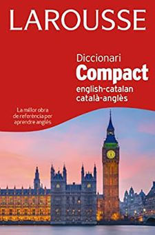 DICCIONARI COMPACT CATALÀ-ANGLÈS / ENGLISH-CATALÁN-LAROUSSE EDITORIAL-9788415785842