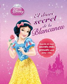 EL DIARI SECRET DE LA BLANCANEU -DISNEY-9788415853336