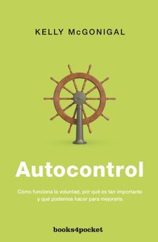 AUTOCONTROL -MCGONIGAL, KELLY-978-84-15870-92-0