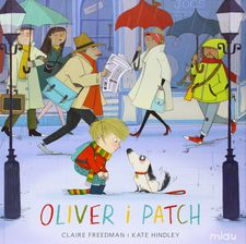 OLIVER I PATCH -HINDLEY CLAIRE-978-84-16082-75-9