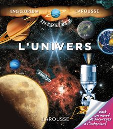 L''UNIVERS -LAROUSSE EDITORIAL-9788416124473