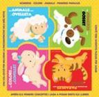 PUZZLEBOOKS ANIMALS -AAVV-9788416166862