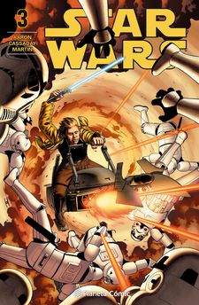 STAR WARS Nº 03 -AARON, JASON-9788416244515