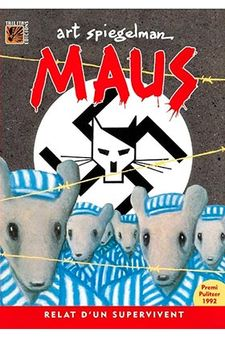 MAUS. RELAT D'UN SUPERVIVENT -SPIEGELMAN, ART-9788416249060