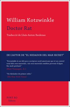 DOCTOR RAT -KOTZWINKLE, WILLIAM-9788416259656