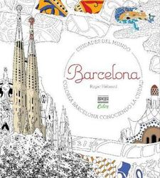 COLOREAR BARCELONA-HEBRARD ROGER-978-84-16259-71-7