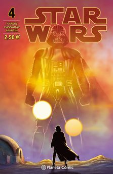 STAR WARS Nº 04 -AARON, JASON-9788416308330