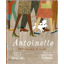 ANTOINETTE-DIPUCCHIO, KELLY-9788416394463