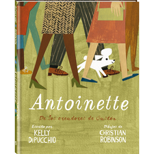 ANTOINETTE-DIPUCCHIO, KELLY-9788416394470
